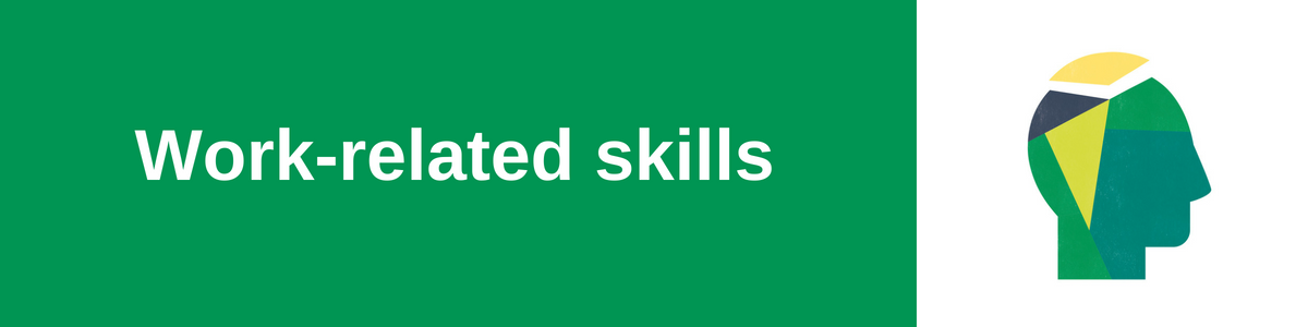 Work-related skills adult courses